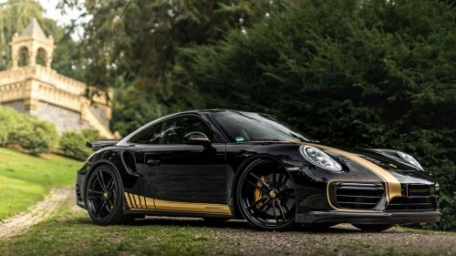 Manhart Porsche 911 Turbo