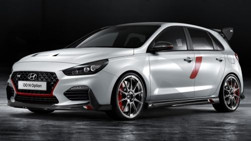hyundai i30 n n option paris motor show
