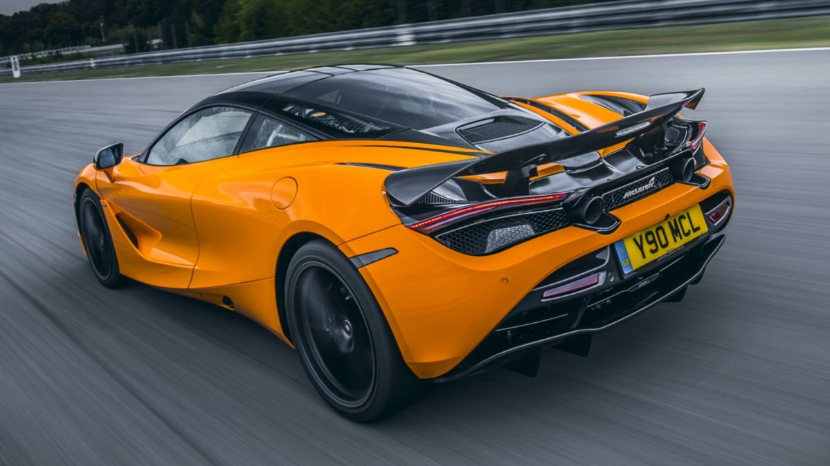 McLaren 720S Track Pack is your new track day weapon