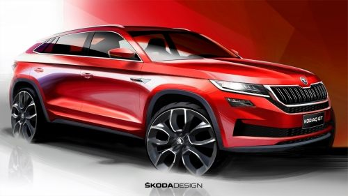 skoda kodiaq gt coupe china