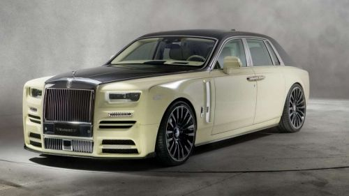 _crop Rolls-Royce Phantom VIII by Mansory 21