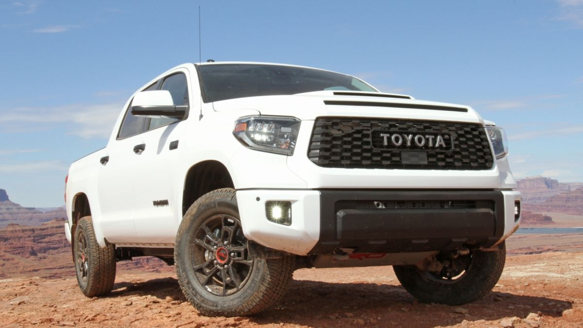 2019 Toyota Tundra Gets Hotter Trd Pro Version