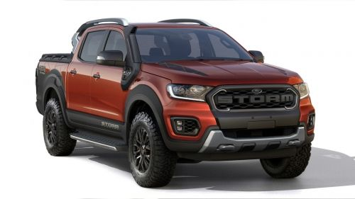 ford ranger storm front
