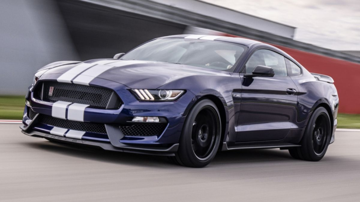 2020 Ford Mustang Shelby GT500 to get 3D-printed brakes