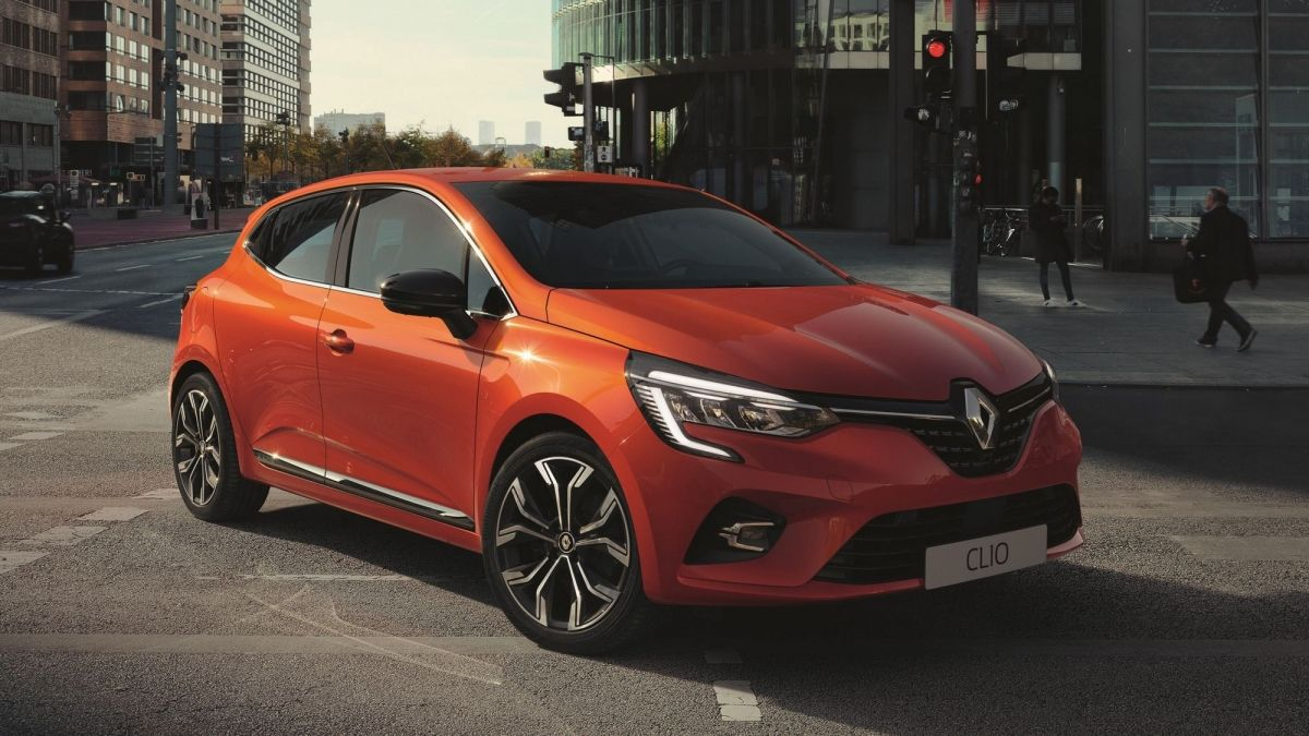 all new 2019 renault clio v is 100 new and remarkably. Black Bedroom Furniture Sets. Home Design Ideas