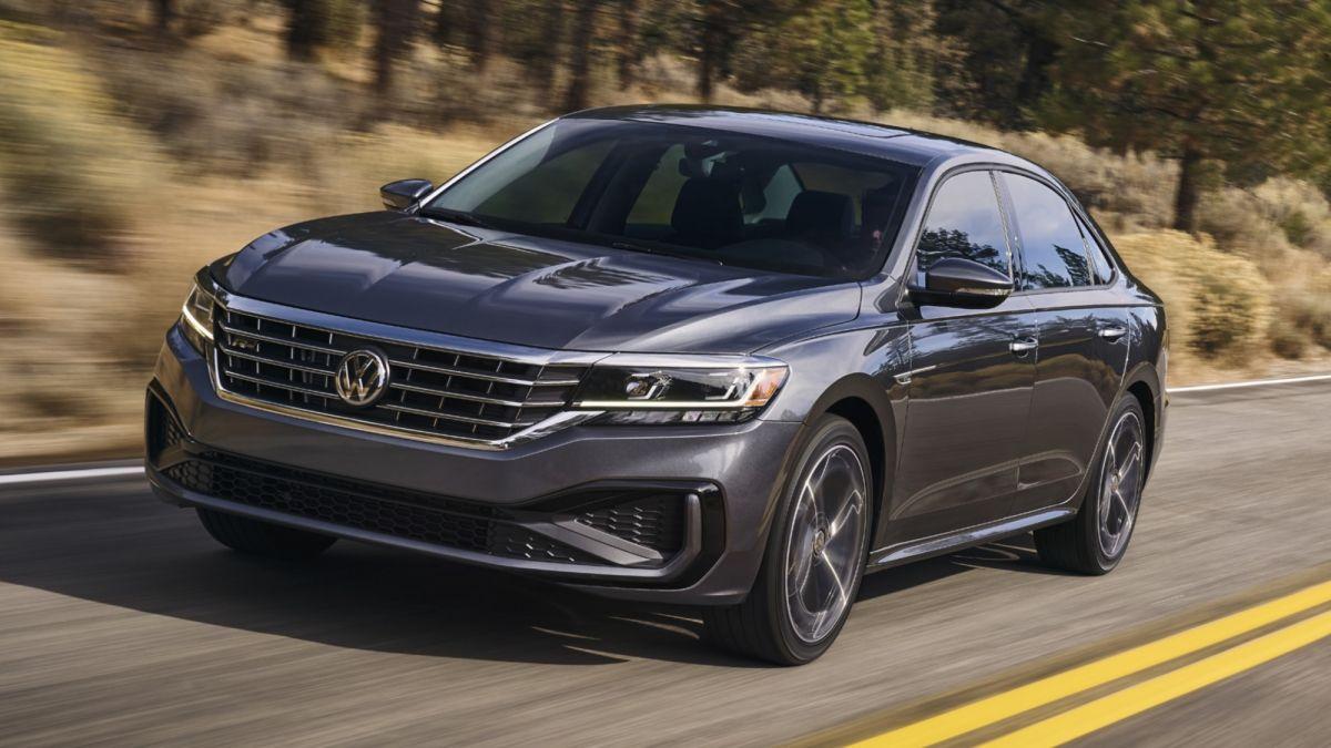 2020 Vw Passat Makes Detroit Auto Show Debut