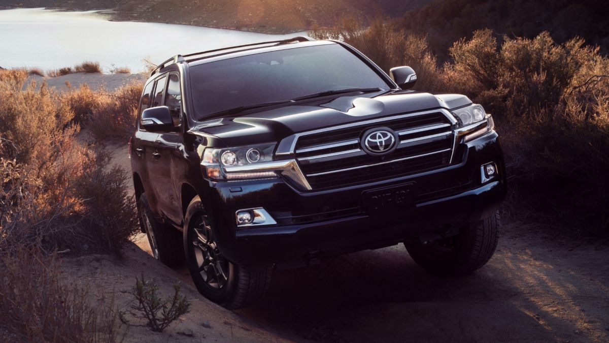 2020 Toyota Land Cruiser Heritage is future collectible material