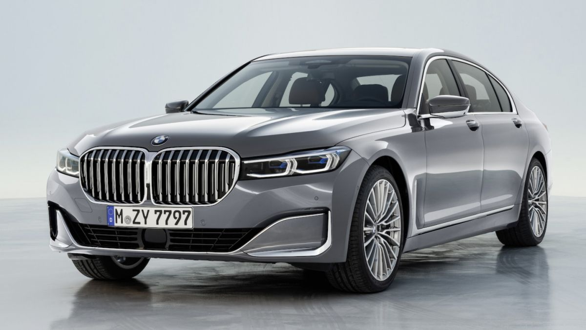 2019 Bmw 7 Series Facelift This Is Officially It