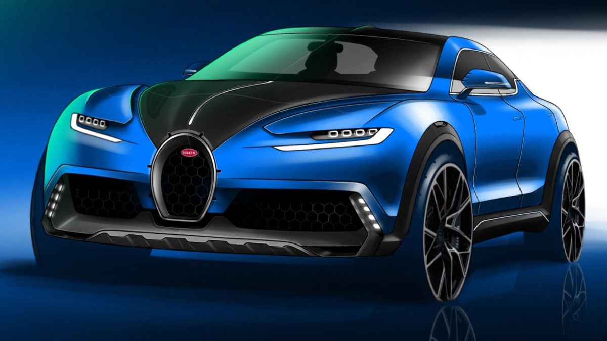 Is There A Case For The Bugatti Suv