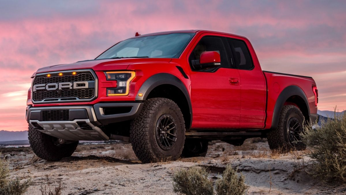 A Ford F-150 electric pickup truck is coming