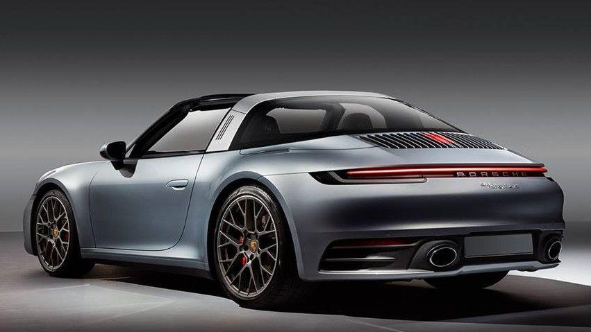 new porsche 911 imagined as targa model leaves us drooling. Black Bedroom Furniture Sets. Home Design Ideas