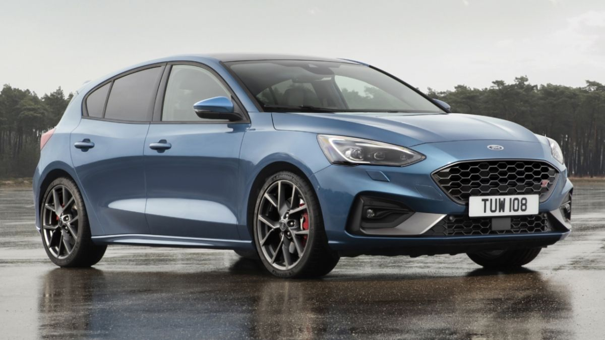 All New 2019 Ford Focus St Everything You Need To Know