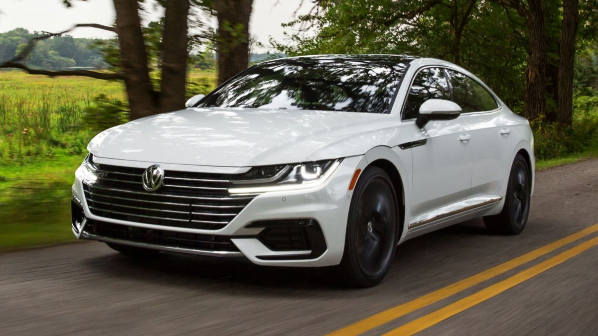 2019 Vw Arteon Price Tag Is In For The Us