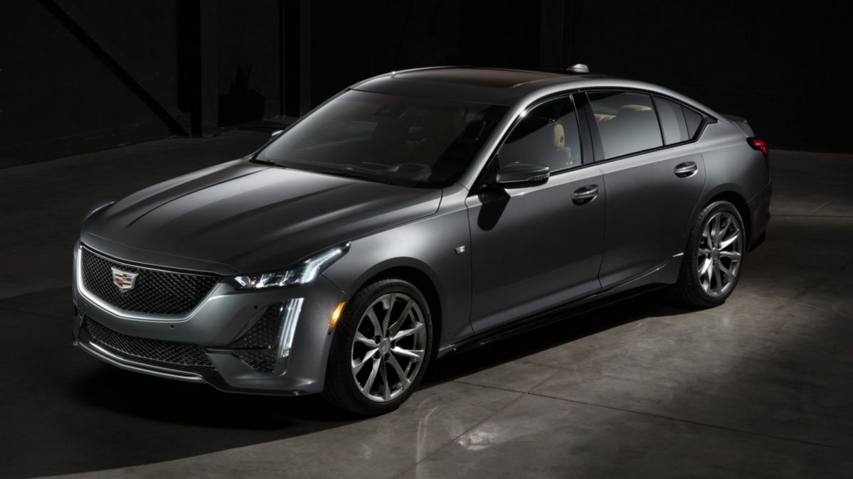 All-new 2020 Cadillac CT5 sedan: here it is!