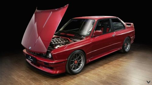 BMW M3 E30 Evo by Vilner 1