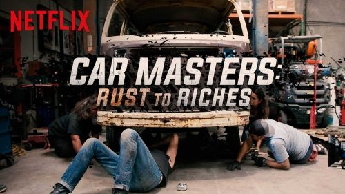 Car Masters Rust To Riches (2018) 1