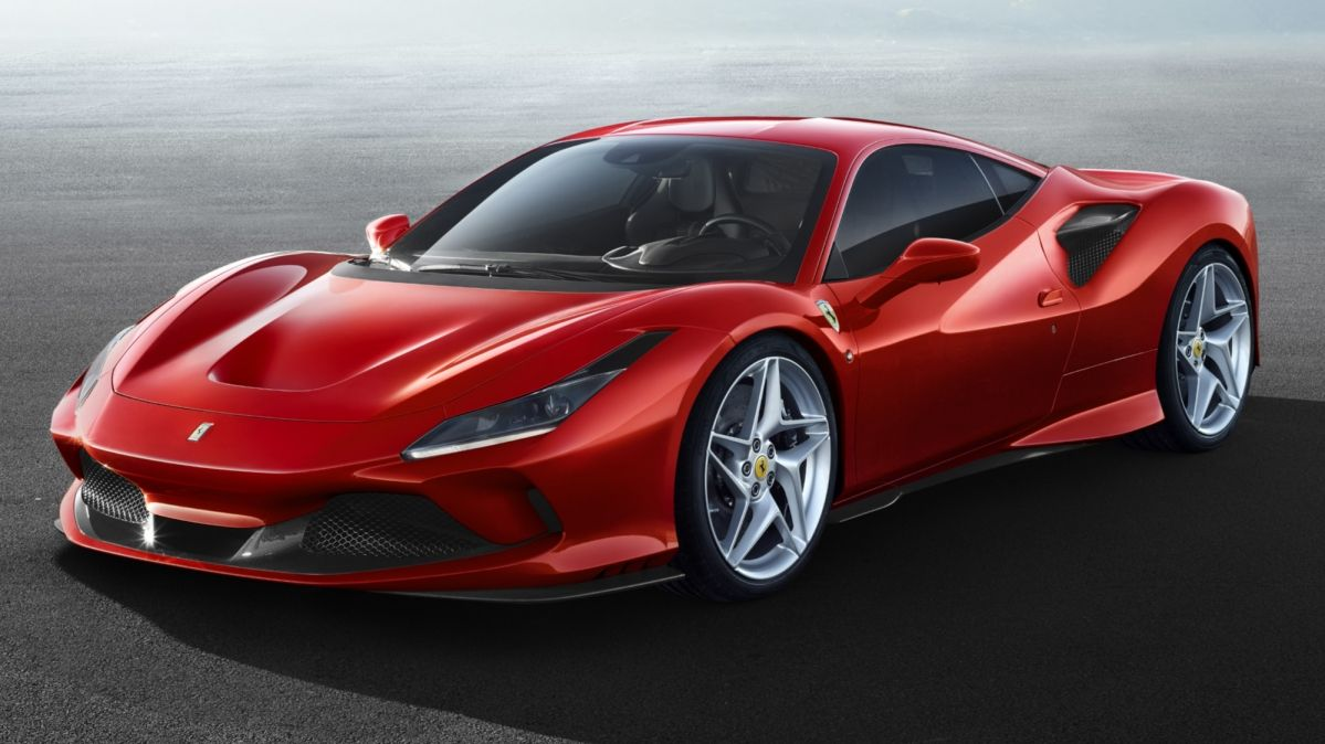 Ferrari F8 Tributo Is A V8 Powered Mid Engined Supercar