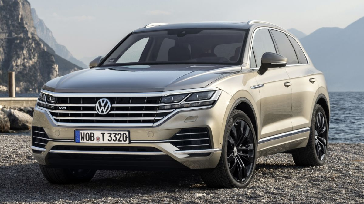 2019 Vw Touareg V8 Tdi Is Coming To