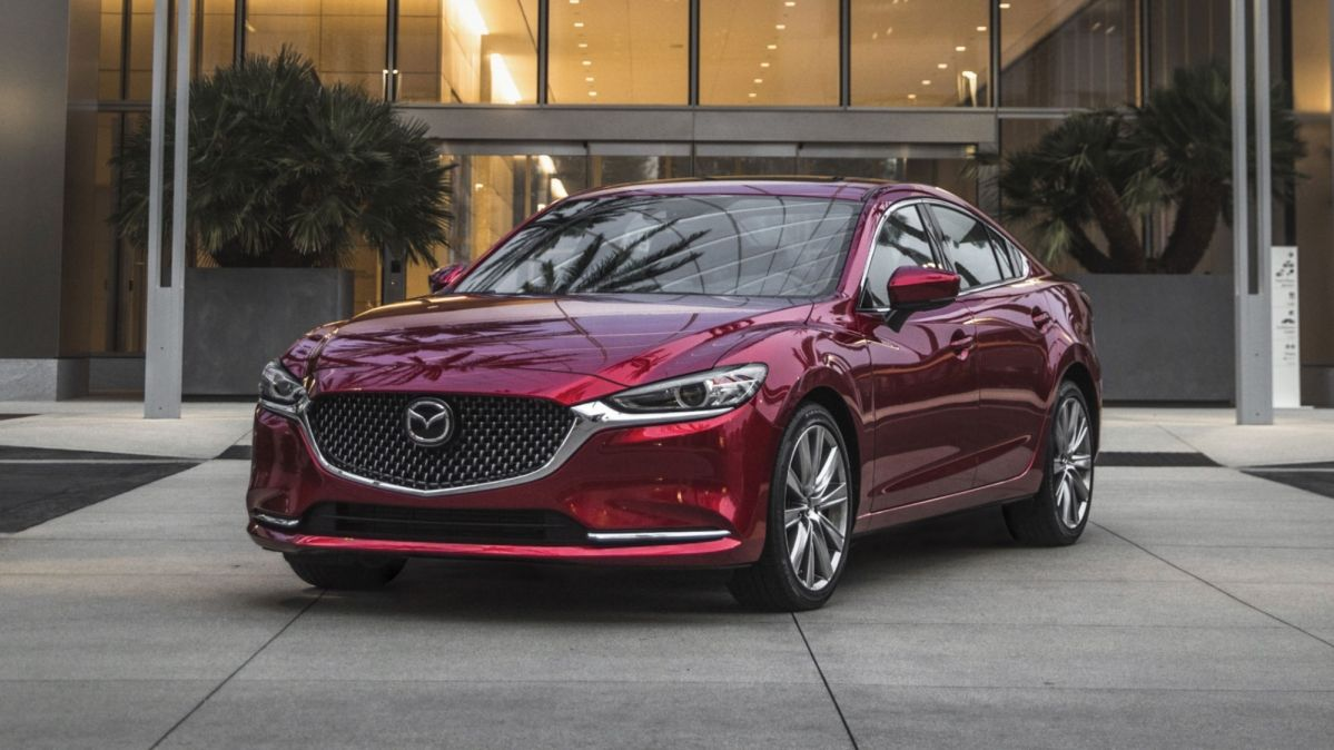 Kekurangan Mazda 6 Sedan Review