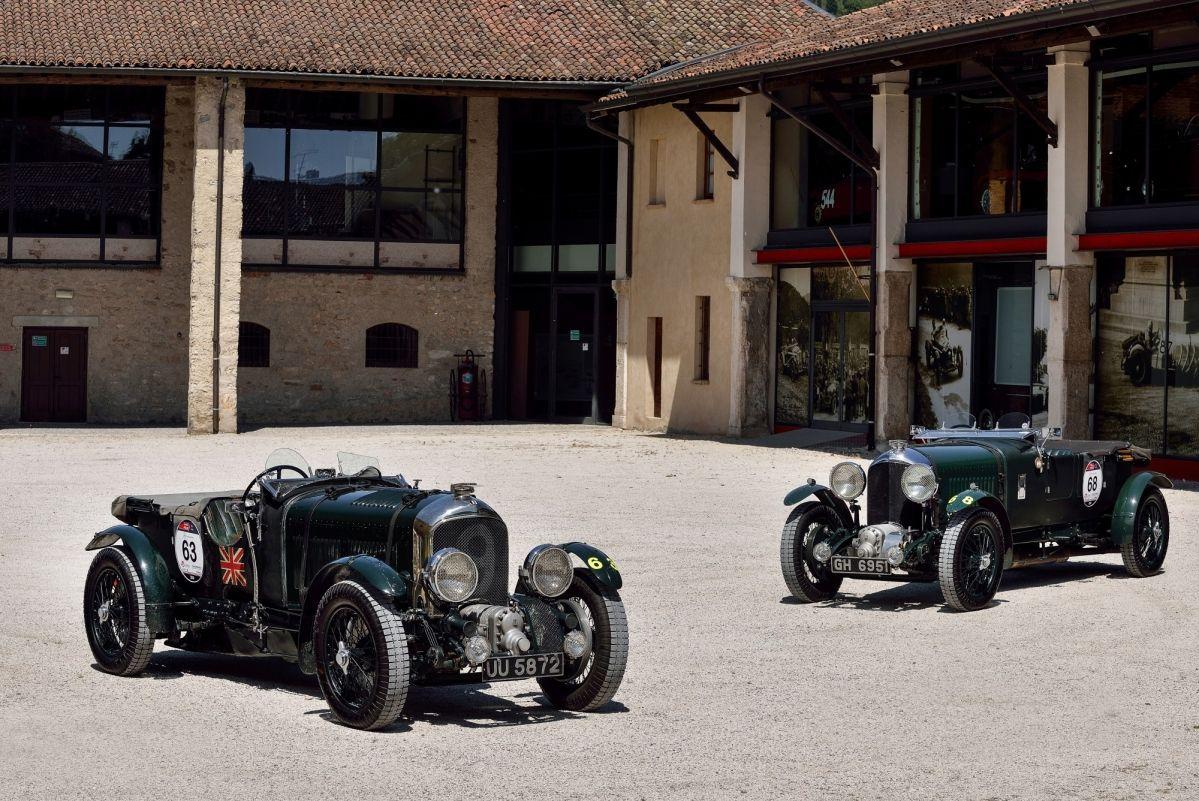 Bentley at Mille Miglia (2)