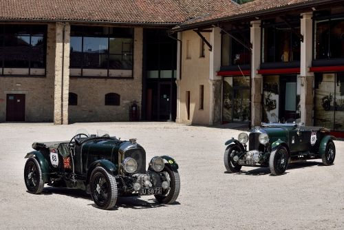 Bentley at Mille Miglia (2)