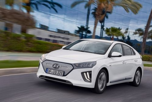 New Hyundai IONIQ Electric (9)