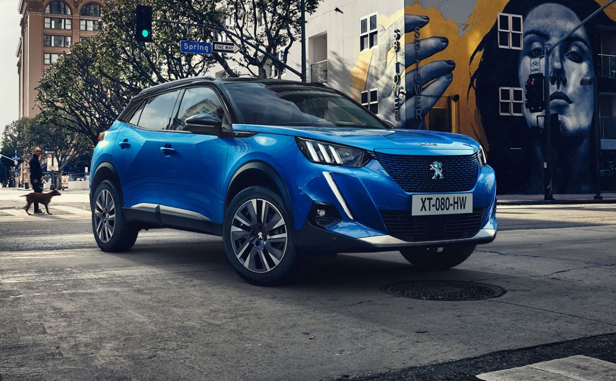 New 2020 Peugeot 2008 Gets All