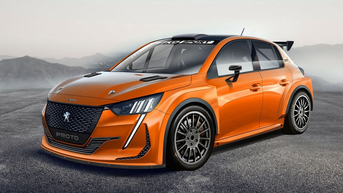 New Peugeot 208 Gets Rally Clothing, We Absolutely Love It